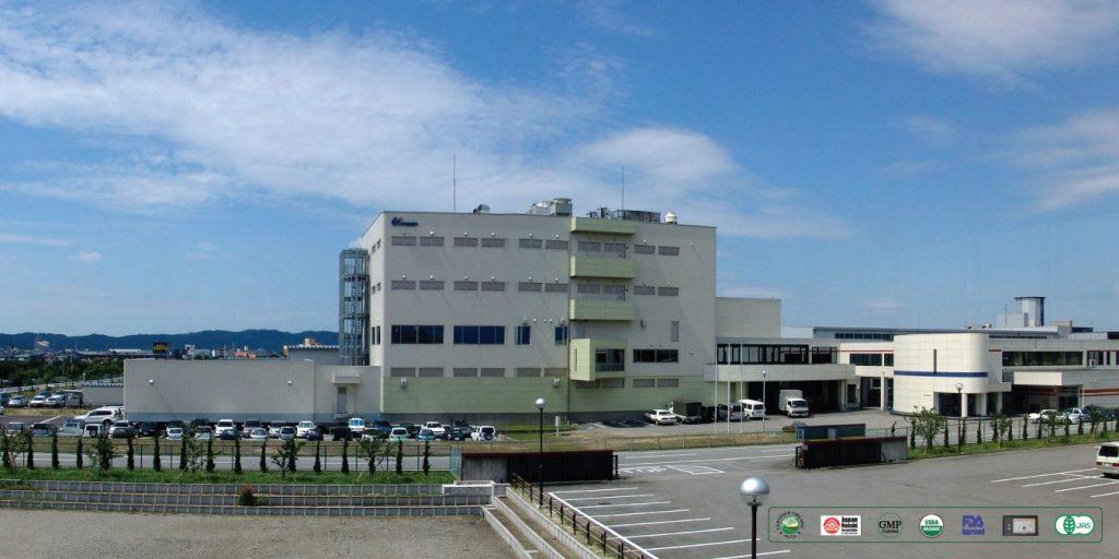 Nhà máy Umeken tại Nhật Bản
